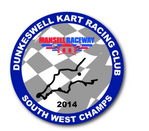 Mansell Karting Label