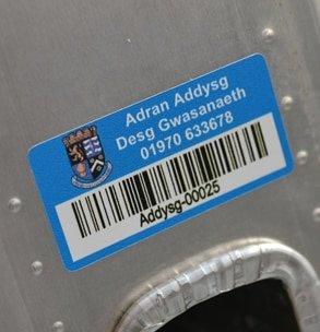 Welsh Language Asset Labels