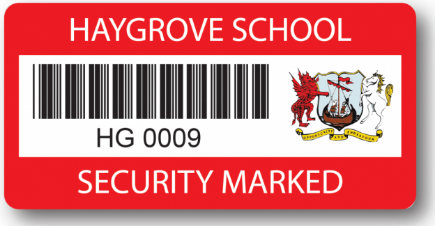 School Security Label