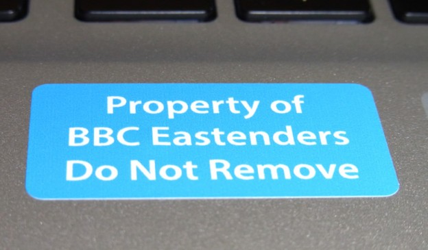 BBC property of label