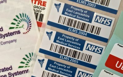 Why branded asset labels are great for any business