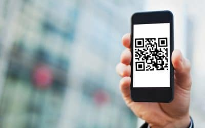 What information can I store in a QR code?