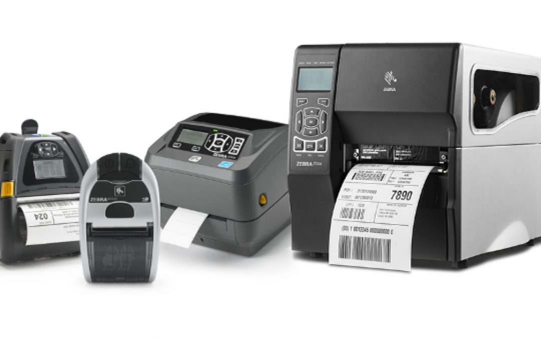 Blank Labels for Zebra Thermal Transfer Printers