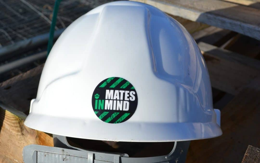 Charity Hard-Hat Stickers and Vehicle Labels