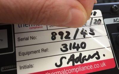 Custom Calibration Labels