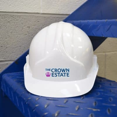 Hard Hat Label