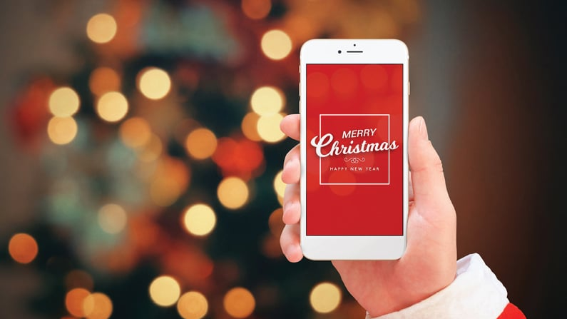 5 Christmas apps to help you through the festive season 2018