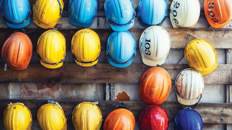 Viridor Launches the Countries First Hard Hat Recycling Scheme