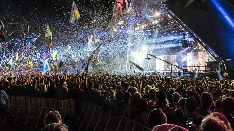 Glastonbury Festival Headline Rumours