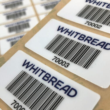 Asset security labels & the variety of options available
