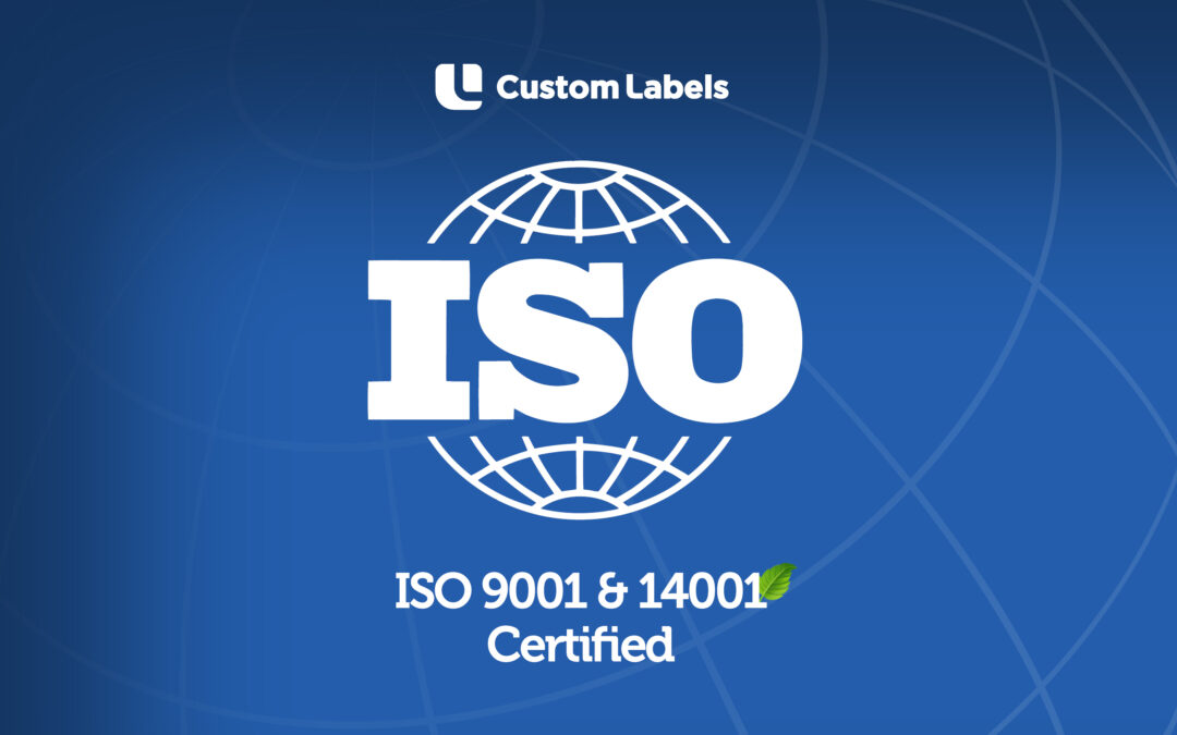 Certified ISO 9001 & 14001