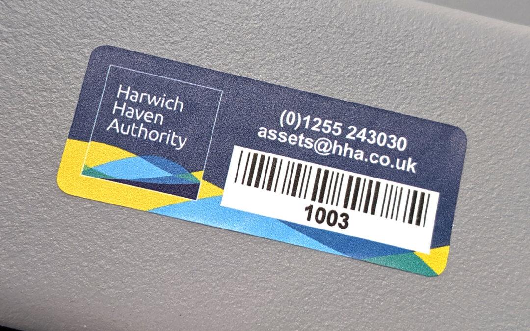 Tamper Seal for Boxes & Warranty Void Labels