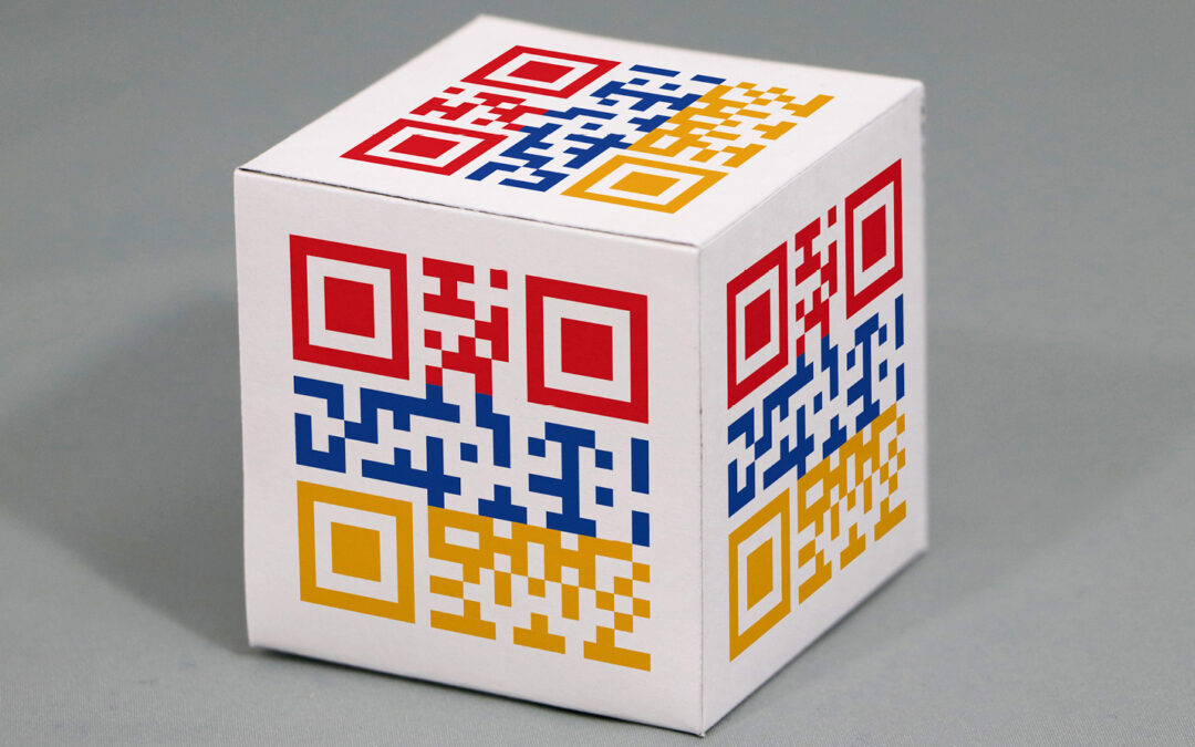 The New QR Code's Which Are Helping Blind People Shop